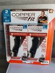 COPPER FIT KNEE SLEEVE XL