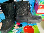WOMENS SPERRY BOOTS 10