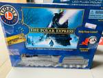 THE POLAR EXPRESS TRAIN SET (CURRENTLY SOLD ON EBAY $250)