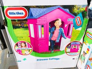 LITTLE TIKES PRINCESS COTTAGE