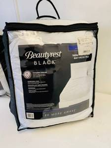 BEAUTYREST BLACK KING PROTECTION MATTRESS PAD