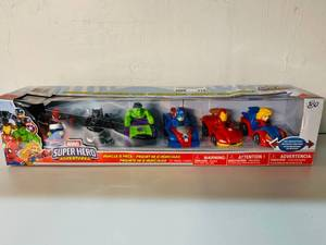 NEW  MARVEL SUPER HERO ADVENTURES
