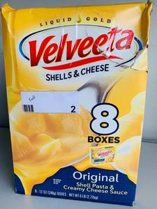 VELVEETA SHELLS & CHEESE