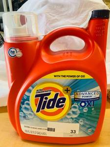 ULTRA CONCENTRATED TIDE (HE) W/OXI