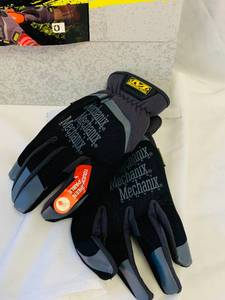 MECHANIX WEAR GLOVES 1 PAIR LARGE